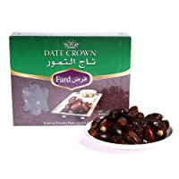 Date Crown阿联酋皇冠椰枣(天然) Fard礼盒1kg (新老包装更替中,随机发货)(阿联酋进口)