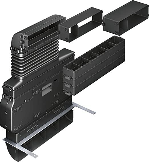 Gaggenau módulo de ricirclo aprox 282 811 para encimera de inducción con ventilación integrada: Amazon.es: Hogar