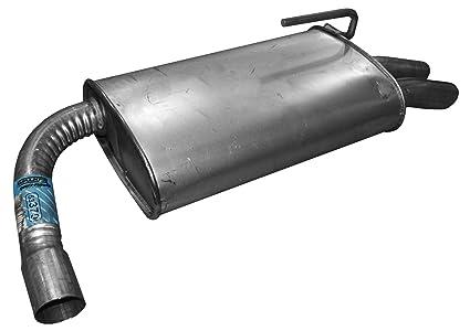 Walker 53370 Quiet-Flow Stainless Steel Muffler Assembly