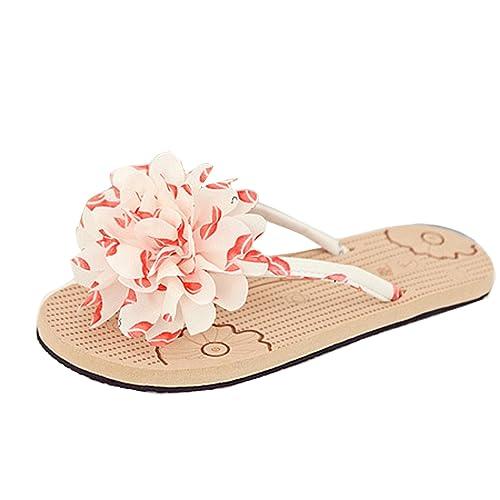 c6da57867c8be8 Fashion Women s Thongs Summer Causal Shoes Slippers Sandals Beach Mules