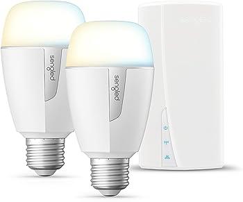 Sengled Element Plus Smart Lighting Starter Kit with 2 Bulbs & Hub