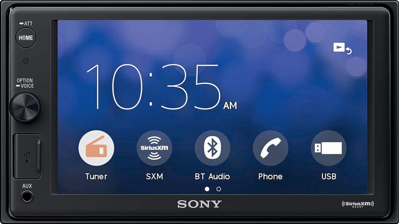 "Sony 6.2"" Apple CarPlay Media Receiver"