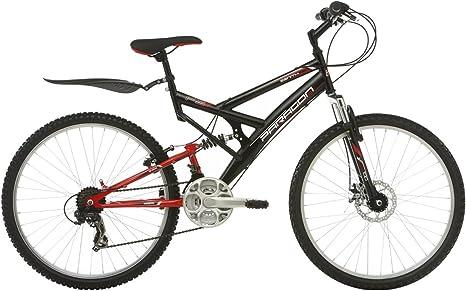 Paragon PZ26FSB - Bicicleta de montaña para Hombre, Talla L ...