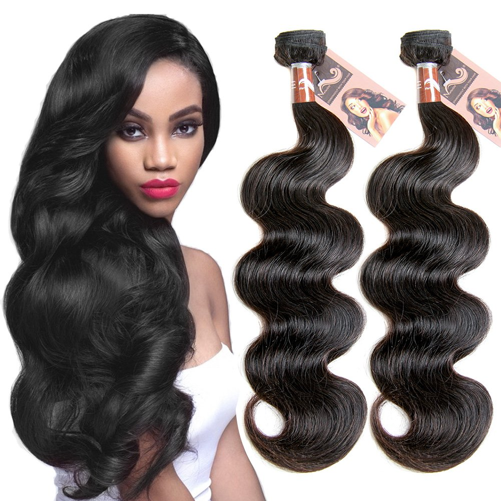 Amazon Nefertiti Brazilian Straight 3 Bundles Hair 100