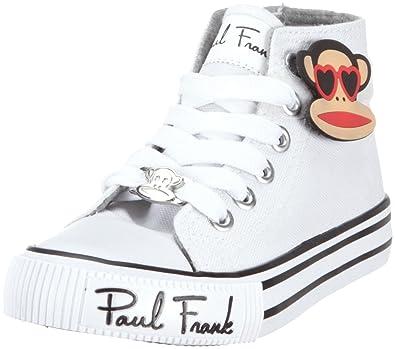 quality design 80277 8606c Paul Frank Buffalo Pfl0106B, Sneaker unisex bambino, Bianco ...