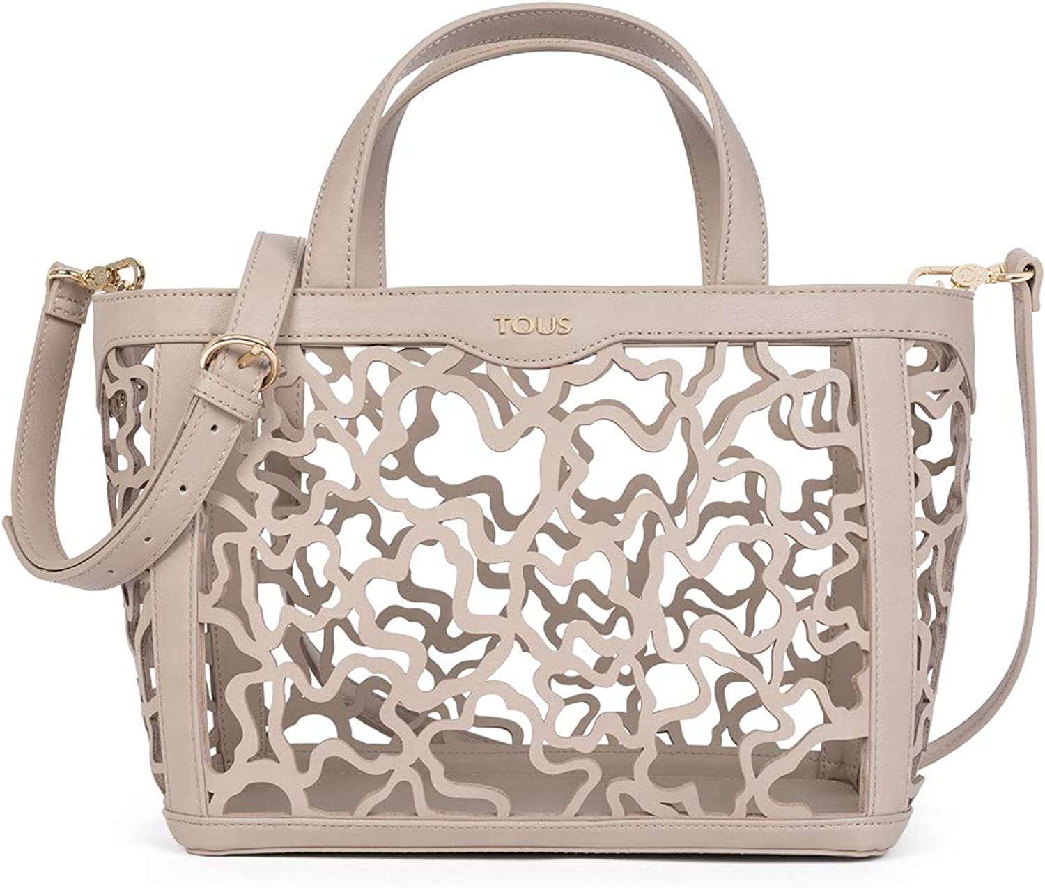 Tous Women s Shoulder Bag, 14x21x28 cm W x H x L