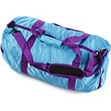 "Global Huntress 23"" Large Sports Duffel Gym/Travel Bag Carry On Collapsible Sports Gym Bag"