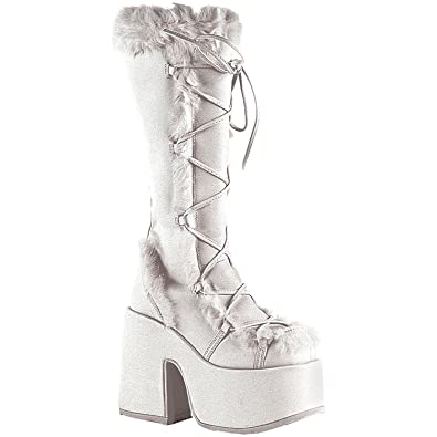 c0fda70f80d16 Demonia by Pleaser Women's Camel-311 Boot