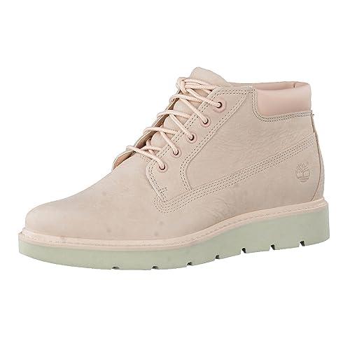 Timberland - Kenniston Nellie - Botines con Plataforma - Cameo Rose: Amazon.es: Zapatos y complementos