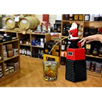 Santa Clause Square Beer liquor Dispenser