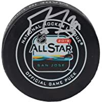 $82 » Marc-Andre Fleury Vegas Golden Knights Autographed 2019 NHL All-Star Game Official Game Puck - Fanatics Authentic Certified