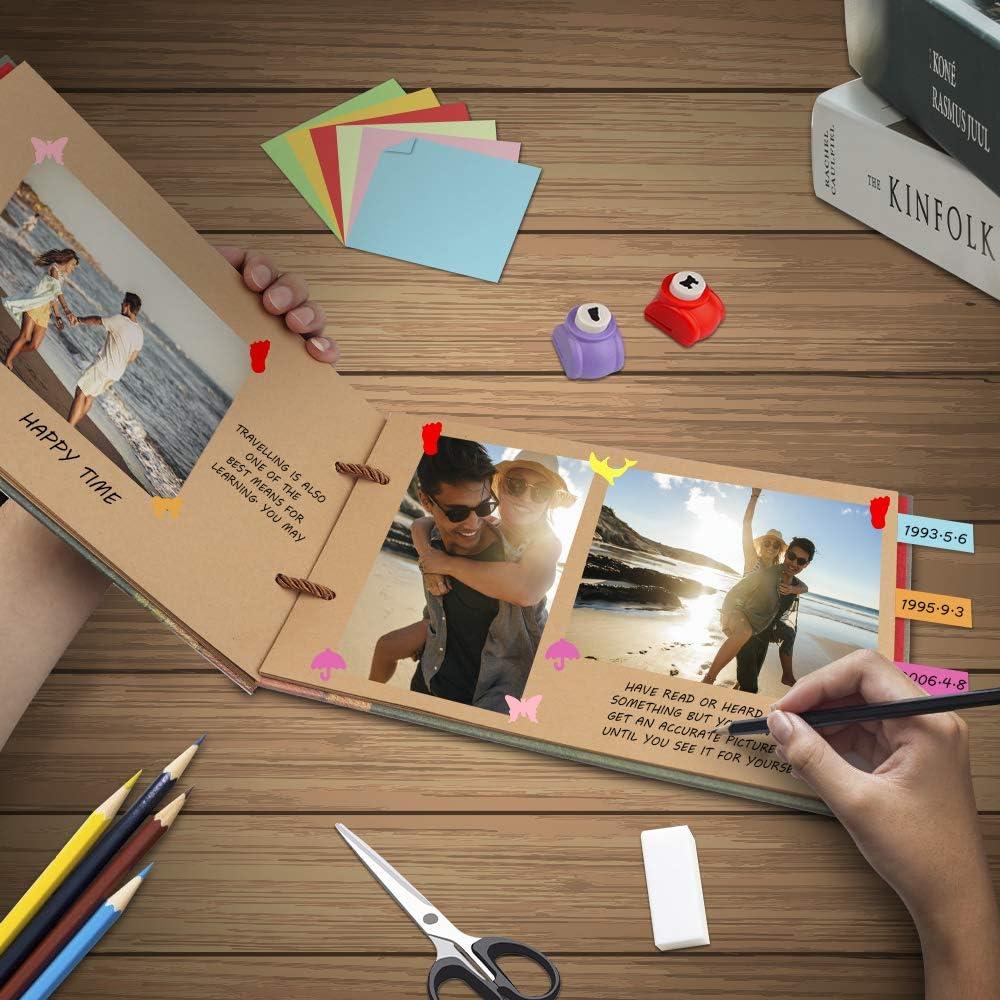 Graffiti-02 etc Wedding Travelling Graduation DIY Album Scrapbook Travel Scrapbook for Anniversary Photo Album Scrapbook