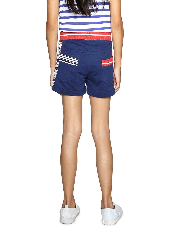 Desigual Girls Shorts Western Sizes 5-14