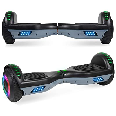 EPCTEK Hoverboard for Kids with Bluetooth Speaker : Sports & Outdoors