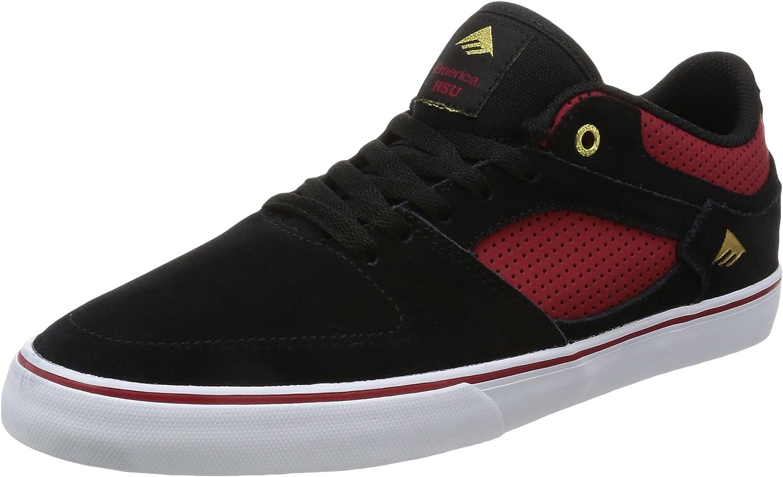 Emerica Hsu Low Vulc Skate Shoe