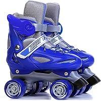PIAOL Protège-Chaussures Lisses pour Enfants, Double Rangée De Chaussures De Sécurité