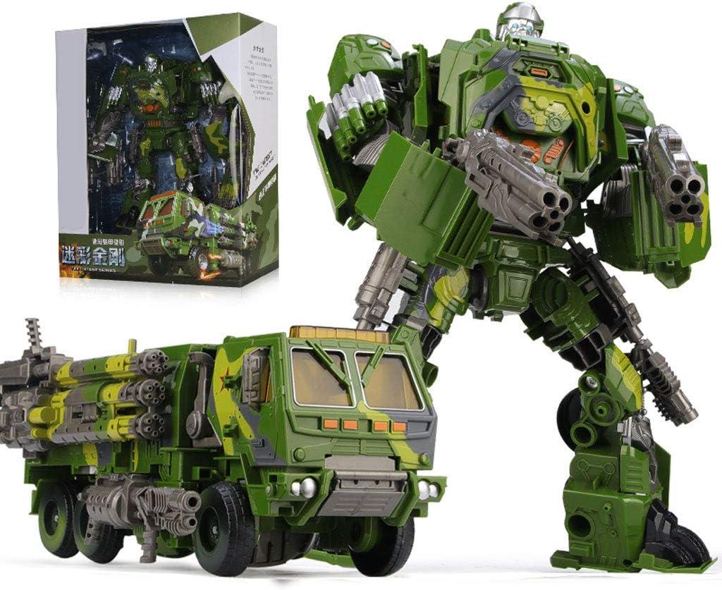 Transformar Juguetes Deformación De Coches De Juguete, Camiones Monstruo Camuflaje, Héroe De Rescate Robot, Combatir Modelo De Robot, Coches De Juguete Deformado, Carro De Ejército, El Coche De Bomber: Amazon.es: Juguetes y