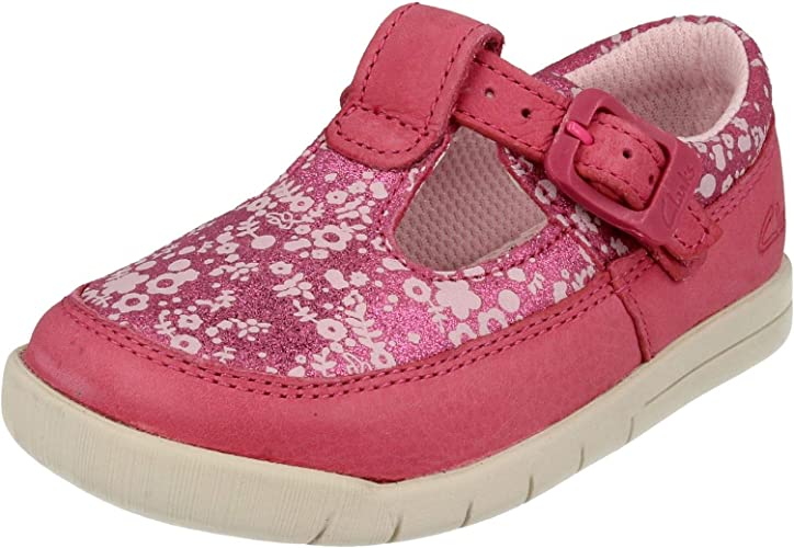Shoes Crazy Tale - Hot Pink Leather
