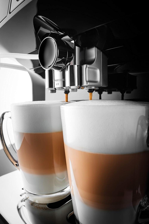 Cafetera Inteligente Independiente Plata Krups