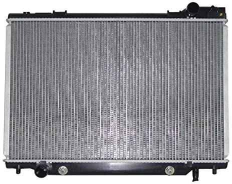Depo 312-56015-010 Radiator (TOYOTA PREVIA 2.4L L4 91-97