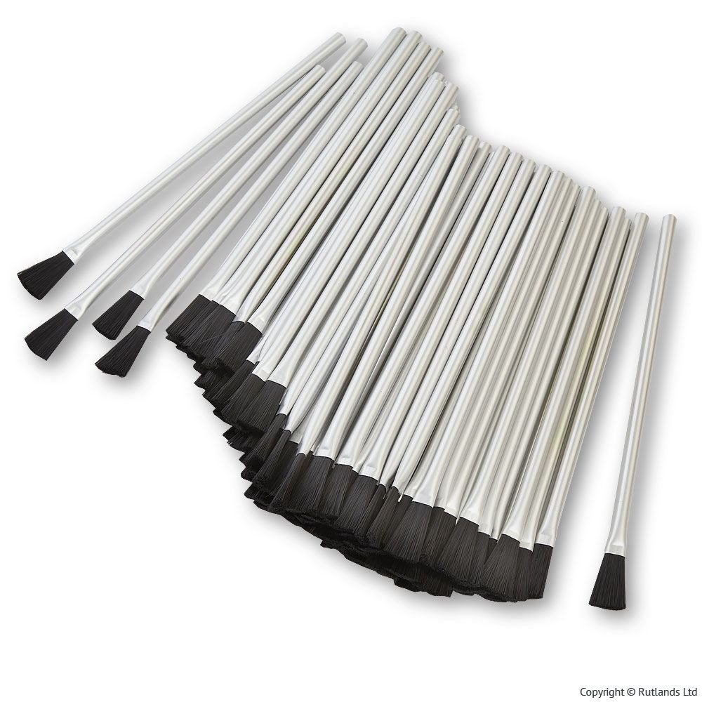 / Pack of 100 Cabinet Makers Glue Brushes