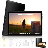 Tablet 10 Pulgadas, Android 9.0 4G Tablet PC 3GB RAM 32GB ROM /64 GB de Expandir Quad-Core 8500mAh Dual SIM 8MP Cámara Bluetooth/GPS/4G/WiFi/OTG/Netflix (Negro)