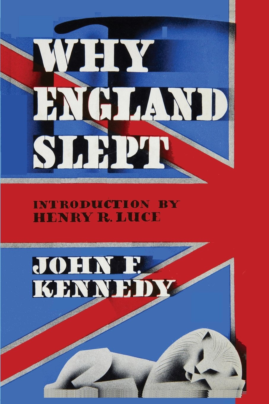 """Image result for """"why england slept"""""""