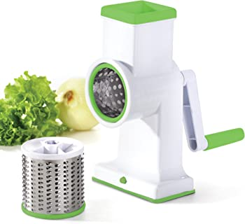 Kuuk Drum Rotary Cheese Grater