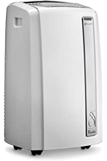 Delonghi PACAN140EKF 14,000 BTU 3-in-1 Portable Air Conditioner with
