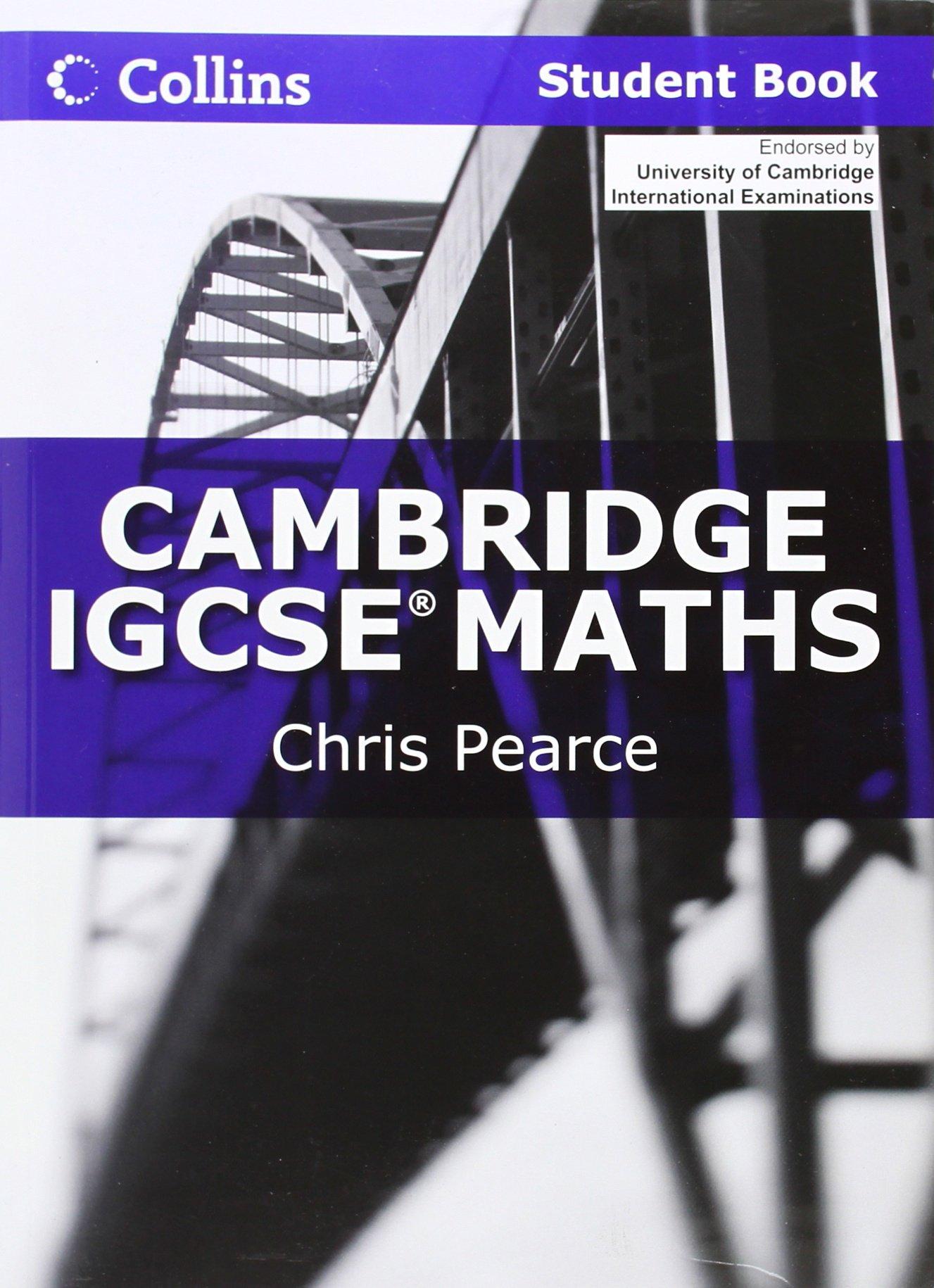 Cambridge IGCSE Maths Student Book (Collins IGCSE Maths): Chris ...