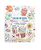 Ooly Color-in' Book Coloring Pages - Marvelous