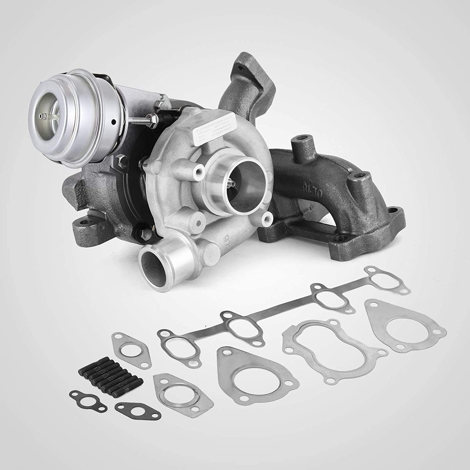 Amazon.com: Mophorn GT1749V Turbo Kit With Top Quality Turbocharger & Gaskets Fits VW 1.9L TDI ALH: Automotive