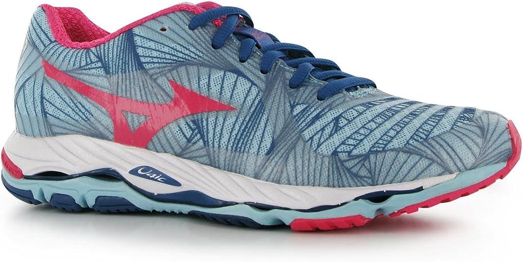 Mizuno Wave Paradox Chaussure Femme Jogging Course Lacets