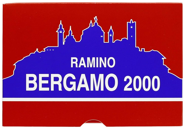 Masenghini 12010 Ramino Bergamo 2000 Duplex Carte da Gioco