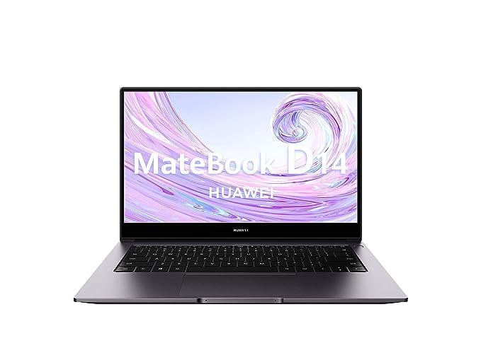 Huawei Matebook D14 - Ordenador Portátil Ultrafino de 14