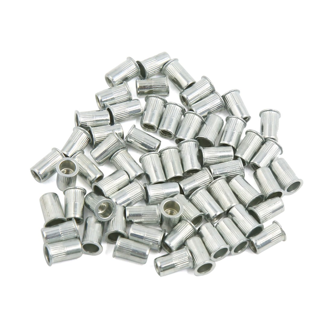 uxcell a16073000ux1854 Rivet Nut, 60 Pack Unknown