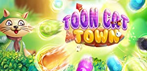 Toon Cat Town - Toy Quest Story Tune Blast Games for Kindle Fire from CoBaLa