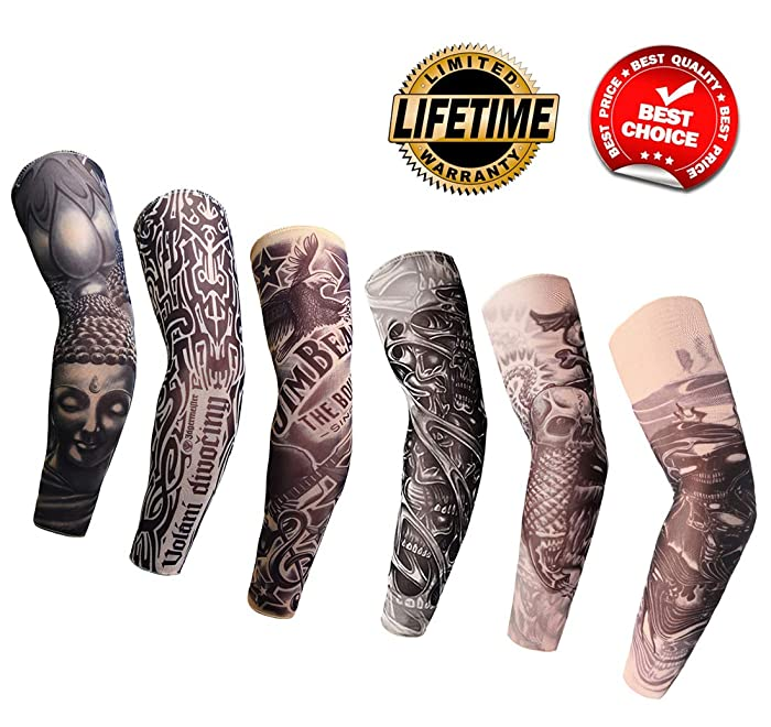 Top 10 Tattoo Cooling Sleeves