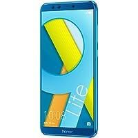 """Honor 9 Lite Smartphone, Schermo 5.65"""" FHD+, 4 GB RAM, Doppia Fotocamera 13 e 2 MP, 64 GB, Blu [Italia]"""