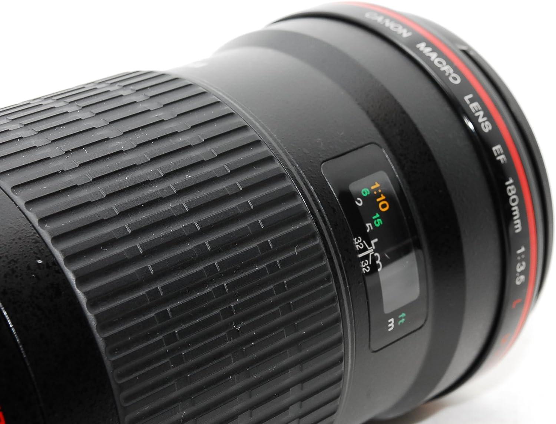 Canon EF 180 mm f/3.5 L USM - Objetivo para Canon (Distancia Focal ...