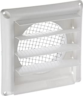 amazon com 4 stainless steel stucco mount louvered dryer exhaust