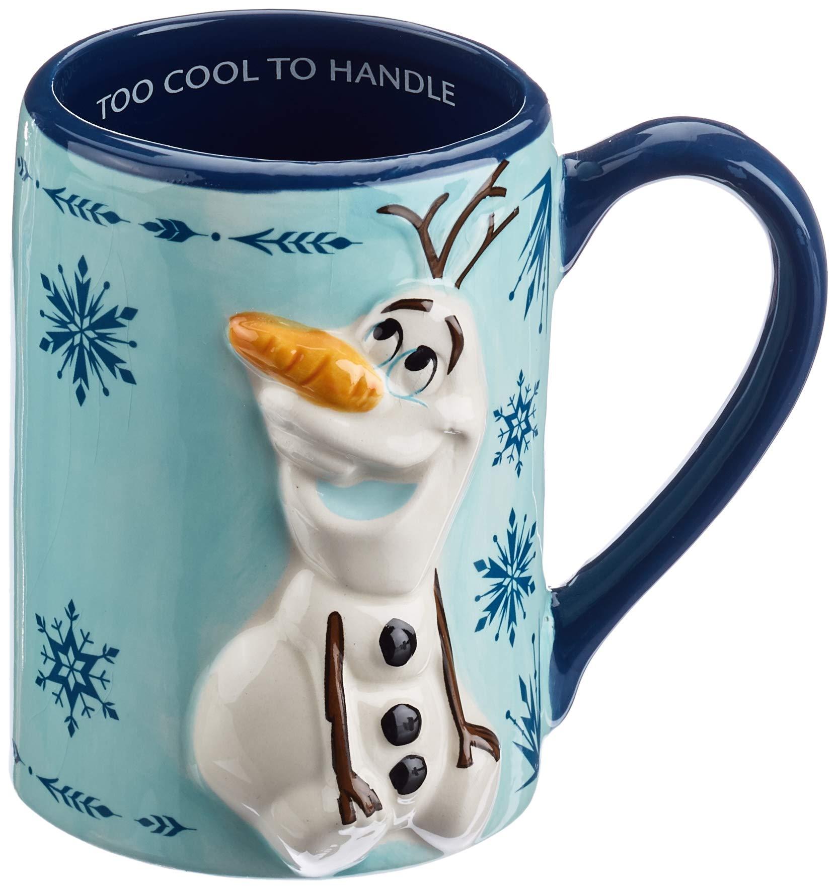 Disney SCMG25485 Sculpted Mug, Ceramic