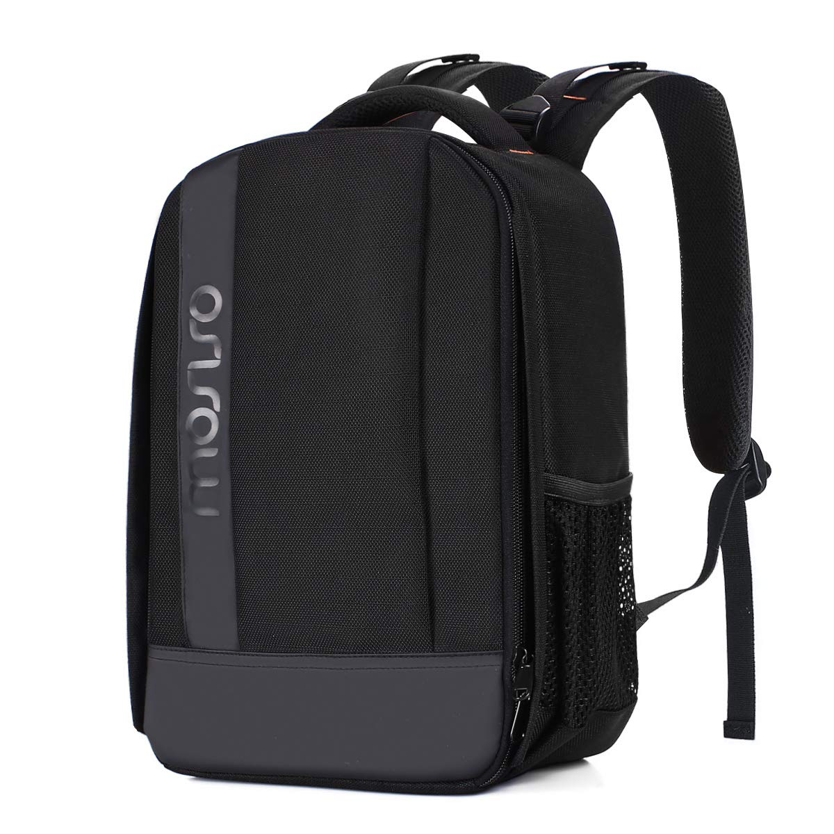 MOSISO Camera Backpack, DSLR/SLR/Mirrorless Camera Case Water Repellent Buffer Padded Shockproof Bag with Customized Modular Inserts and Tripod Holder Compatible with Canon, Nikon, Sony etc, Black by MOSISO