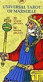Universal Tarot of Marseille (English and Spanish Edition)