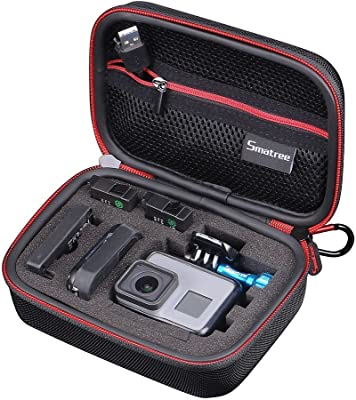 Smatree Carrying Case Compatible for GoPro Hero
