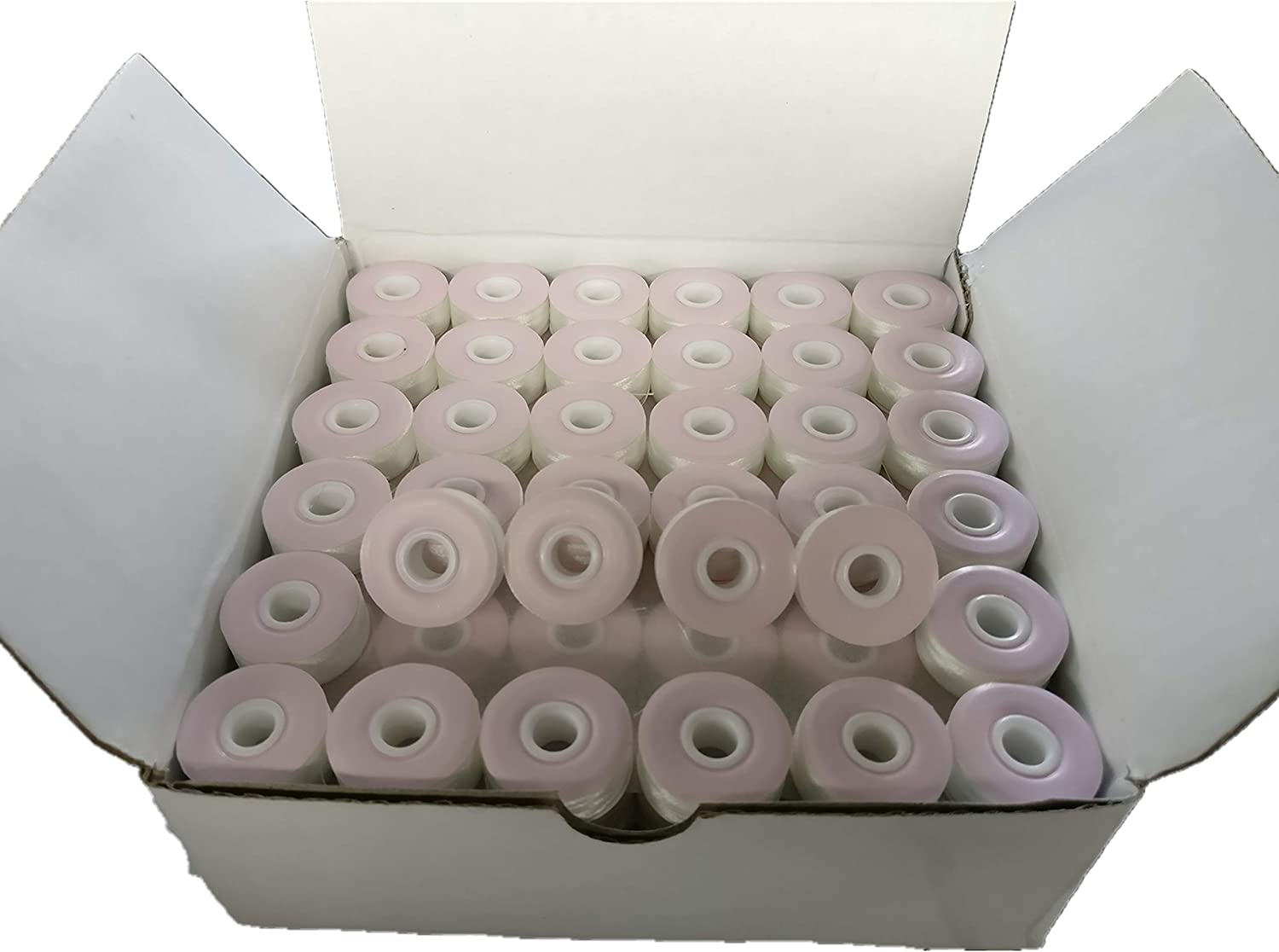 Suitable for Brother PR FREE POST! Pre-Wound Bobbins L Embroidery Bobbin Thread