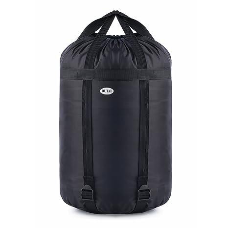 new arrival 6d492 e1756 OUTAD Sacca di Compressione Campeggio Sacco a Pelo Impermeabile Borse  Bagagli Carry Bag per Outdoor