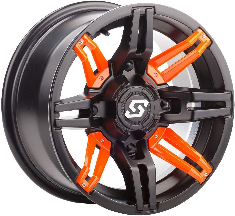 Sedona Rukus Wheel Inserts 6+1 Orange