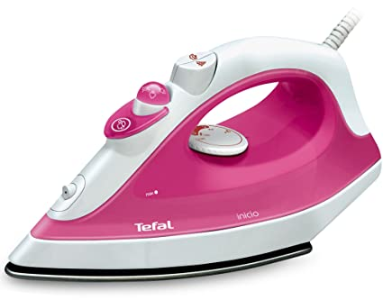 Nieuw Buy Tefal Inicio 1800-Watt Steam Iron (Pink) Online at Low Prices AW-41