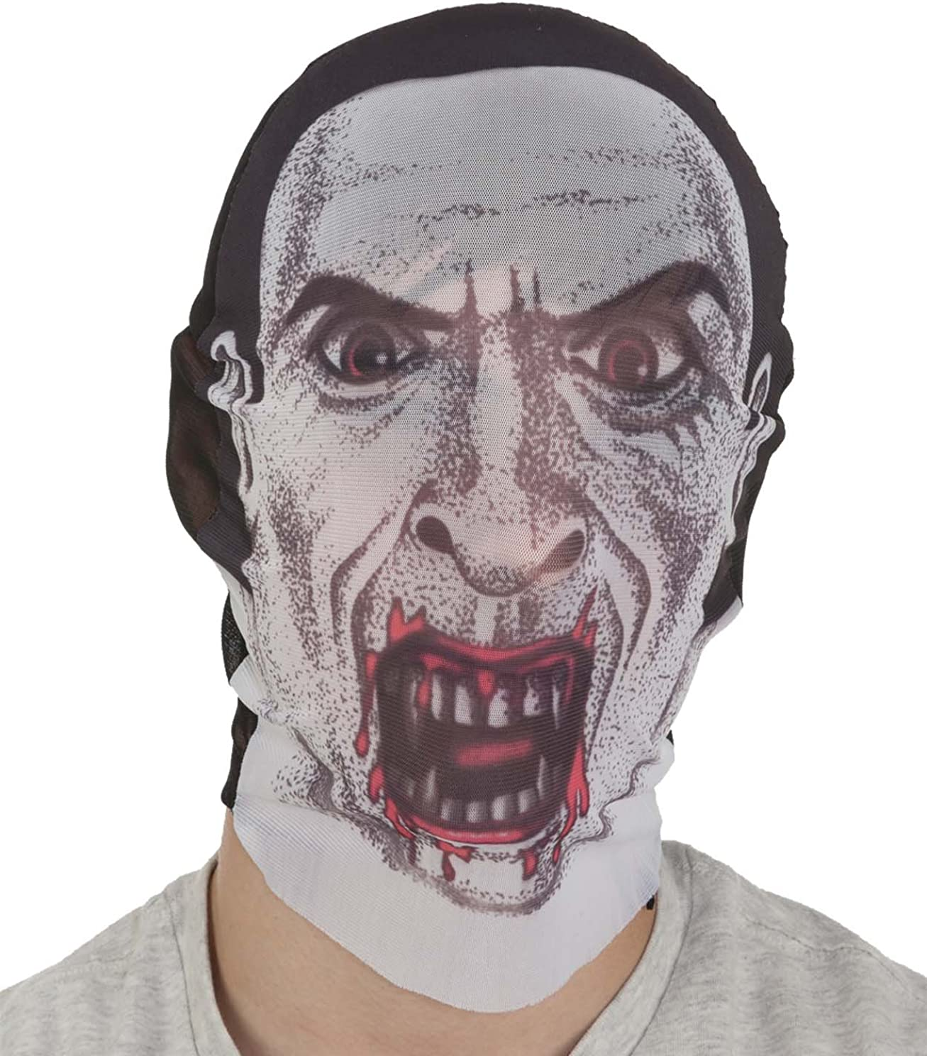 Adult Halloween Zombie Horror Vampire Stocking Mask Party Fancy Dress Accessory